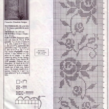 Crochet Curtain Patterns Part 13