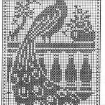 Crochet Curtain Patterns Part 13