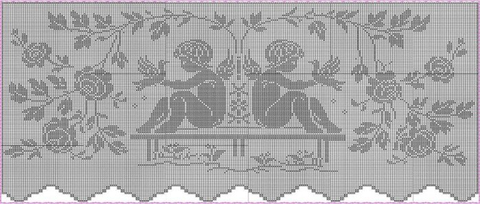 Crochet Curtain Patterns Part 13 | | Beautiful Crochet Patterns ...