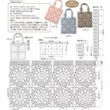 Free Crochet Bag Patterns Part 25