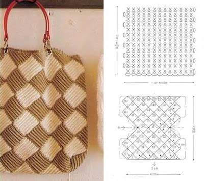 Free Crochet Bag Patterns Part 25 Beautiful Crochet Patterns And
