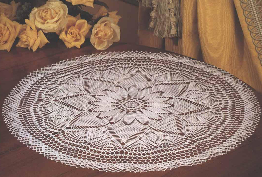 Home Decor Crochet Patterns Part 133 Beautiful Crochet