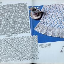 Lace Edging Crochet Patterns Part 14