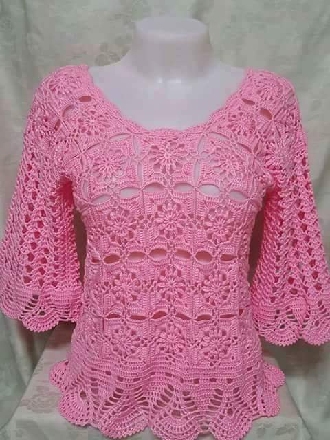 New Woman\'s Crochet Patterns Part 153 - Beautiful Crochet Patterns ...