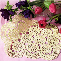 Home Decor Crochet Patterns Part 135