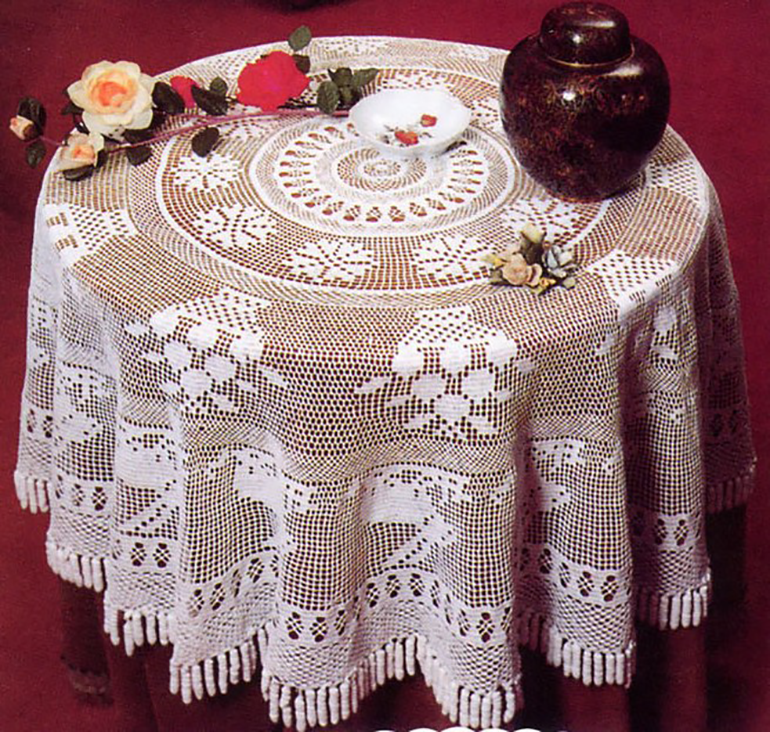 Home Decor Patterns: Home Decor Crochet Patterns Part 135