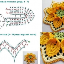 Crochet Patterns – Examples Part 20