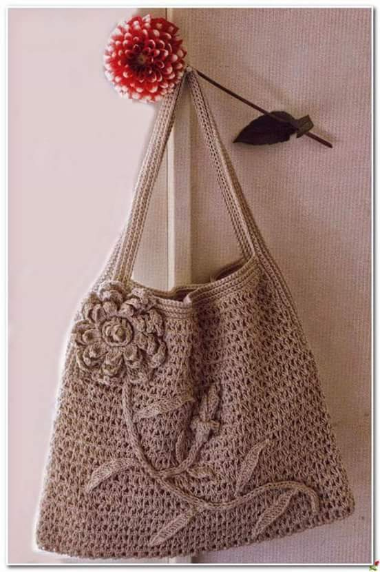 Bags Archives - Beautiful Crochet Patterns and Knitting ...