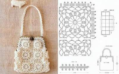 2017 Knitting Patterns : Free Crochet Bag Patterns 2017 Archives - Beautiful Crochet Patterns and Knit...