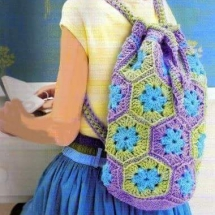 Free Crochet Bag Patterns Part 26