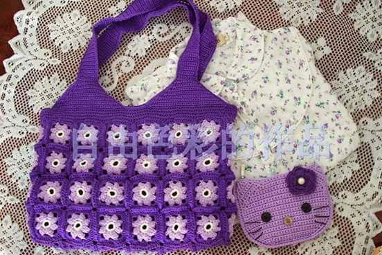 bags crochet patterns