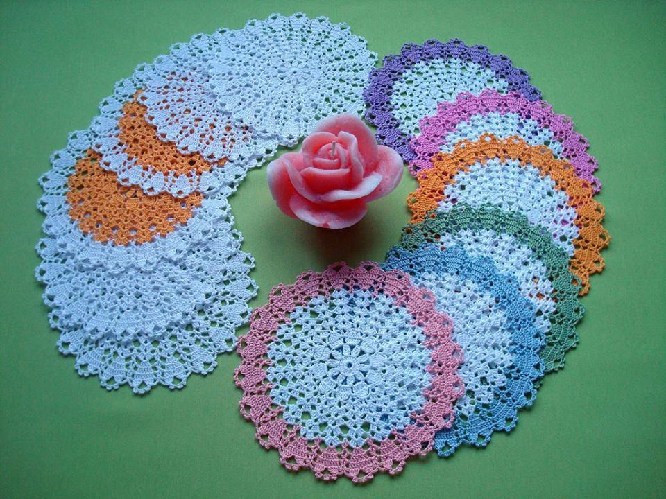 Home Decor Crochet Patterns Part 136 Beautiful Crochet