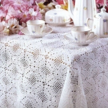 Home Decor Crochet Patterns Part 136