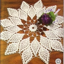 Home Decor Crochet Patterns Part 138