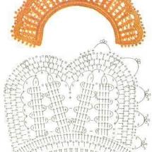 Collar Crochet Patterns 1