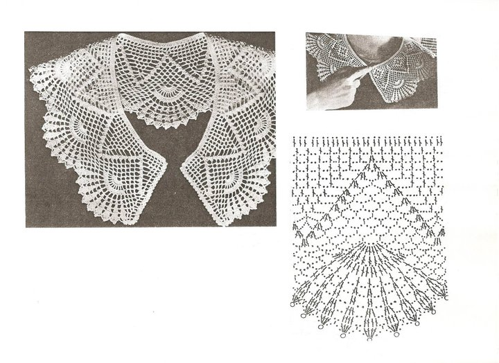 Collar Crochet Patterns Part 1 - Beautiful Crochet Patterns and ...