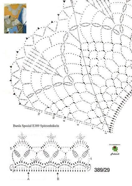 Collar Crochet Patterns Part 1 Beautiful Crochet Patterns And