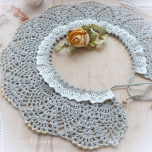 Collar Crochet Patterns Part 2 13