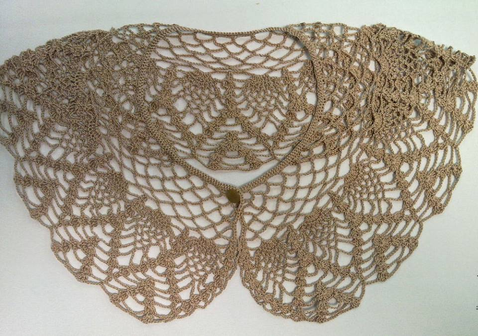 Collar Crochet Patterns 2017 Archives Page 2 Of 3 Beautiful