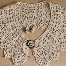 Collar Crochet Patterns Part 2 16