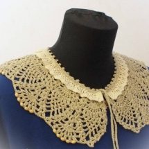 Collar Crochet Patterns Part 2 17