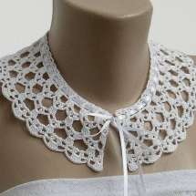 Collar Crochet Patterns Part 2 18