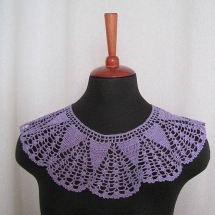 Collar Crochet Patterns Part 2