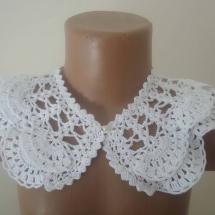 Collar Crochet Patterns Part 2