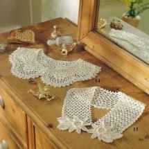 Collar Crochet Patterns Part 3
