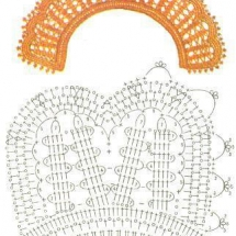Collar Crochet Patterns Part 3