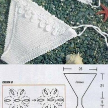 Crochet Bikini Patterns 1