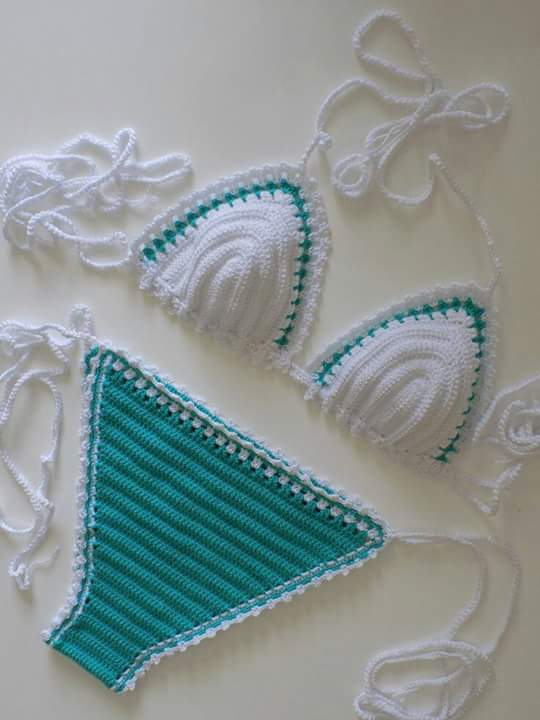 Crochet Bikini Patterns Part 3 Beautiful Crochet Patterns And