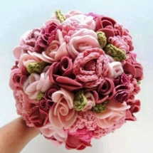 Crochet Flower Patterns Part 1