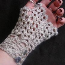 Crochet Gloves Patterns Part 1