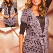 New Woman's Crochet Patterns Part 162