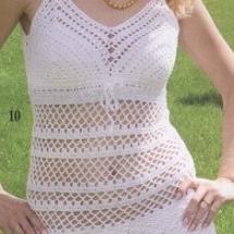 New Woman's Crochet Patterns Part 163 49