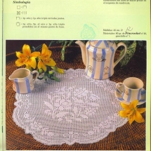 Home Decor Crochet Patterns Part 140