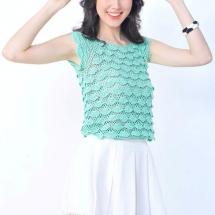 New Woman's Crochet Patterns Part 167