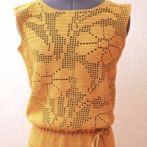 New Woman's Crochet Patterns Part 167