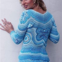 New Woman's Crochet Patterns Part 168