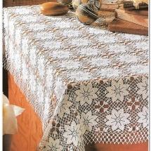 Home Decor Crochet Patterns Part 142