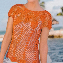 New Woman's Crochet Patterns Part 169