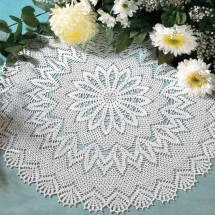 Home Decor Crochet Patterns Part 143