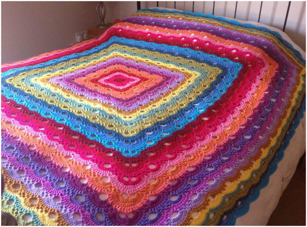 Crochet Bedspread Archives Beautiful Crochet Patterns