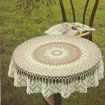 Home Decor Crochet Patterns Part 144