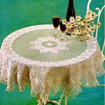 Home Decor Crochet Patterns Part 144 50