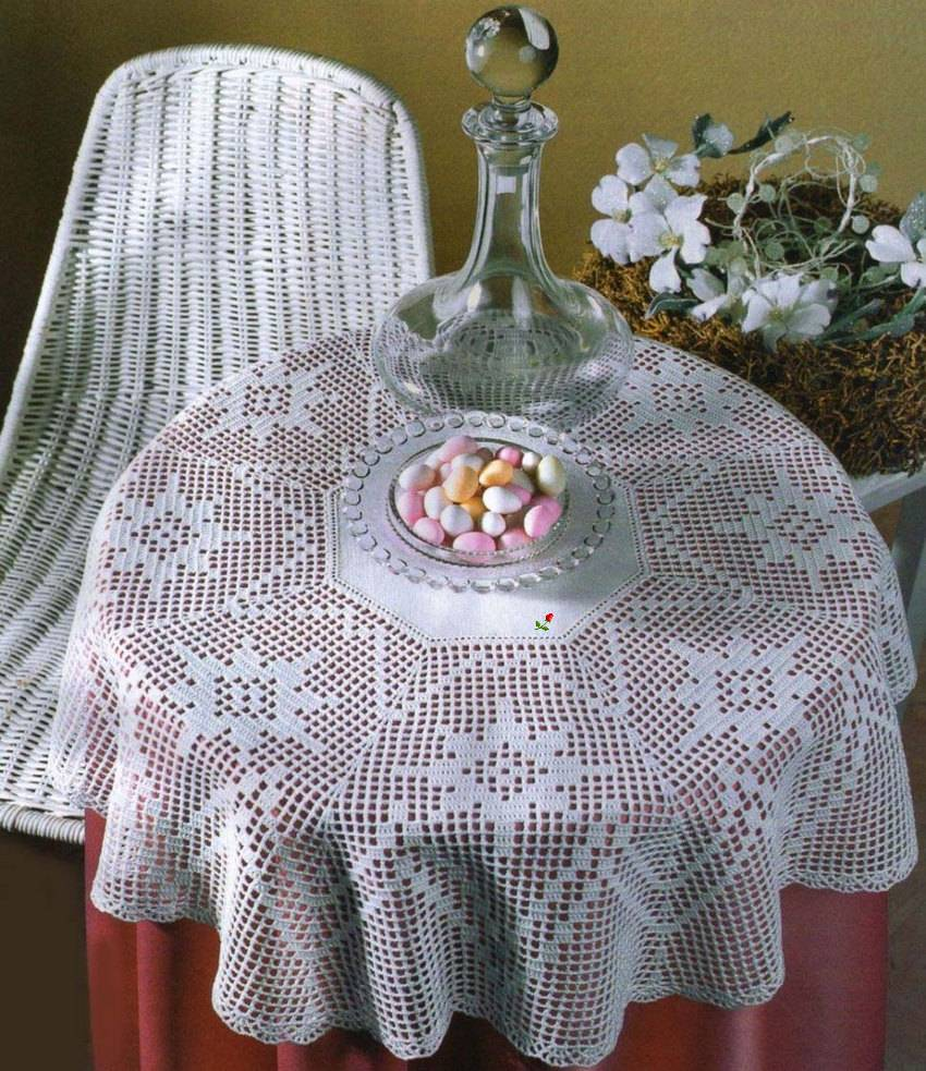 Home Decor Crochet Patterns Part 144 Beautiful Crochet