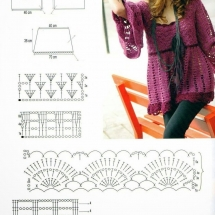 New Woman's Crochet Patterns Part 173