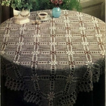 Home Decor Crochet Patterns Part 146
