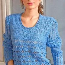 New Woman's Crochet Patterns Part 174